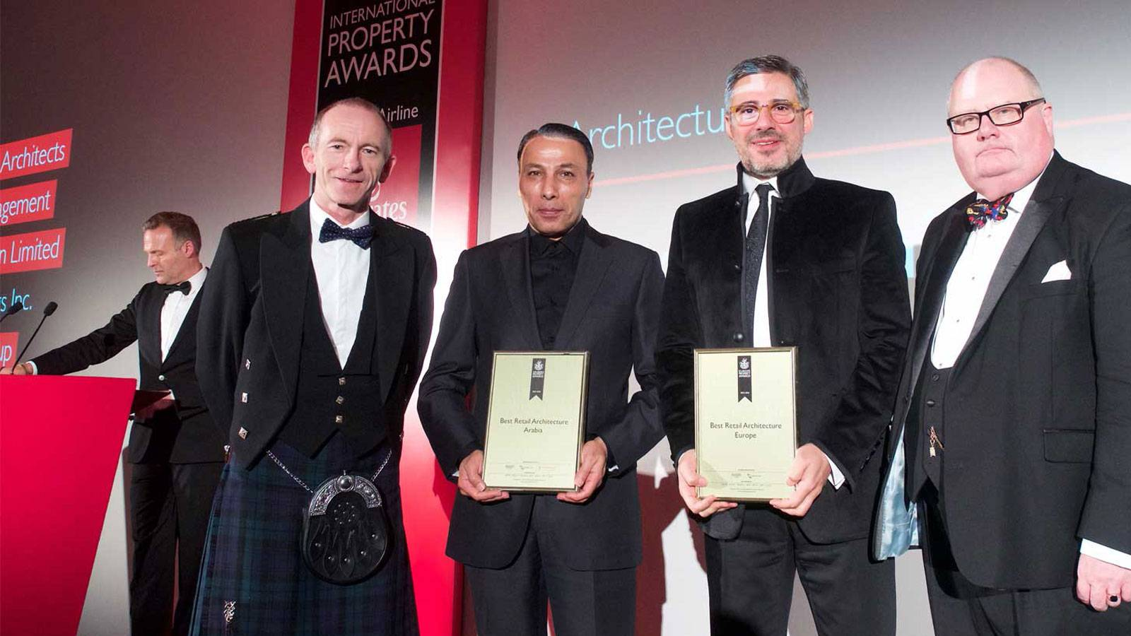 07.12.2015 International Property Awards Gala