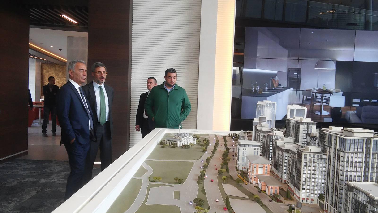 11.11.2015 Launch of Piyalepaşa İstanbul- Piyalepaşa İstanbul Proje Lansman