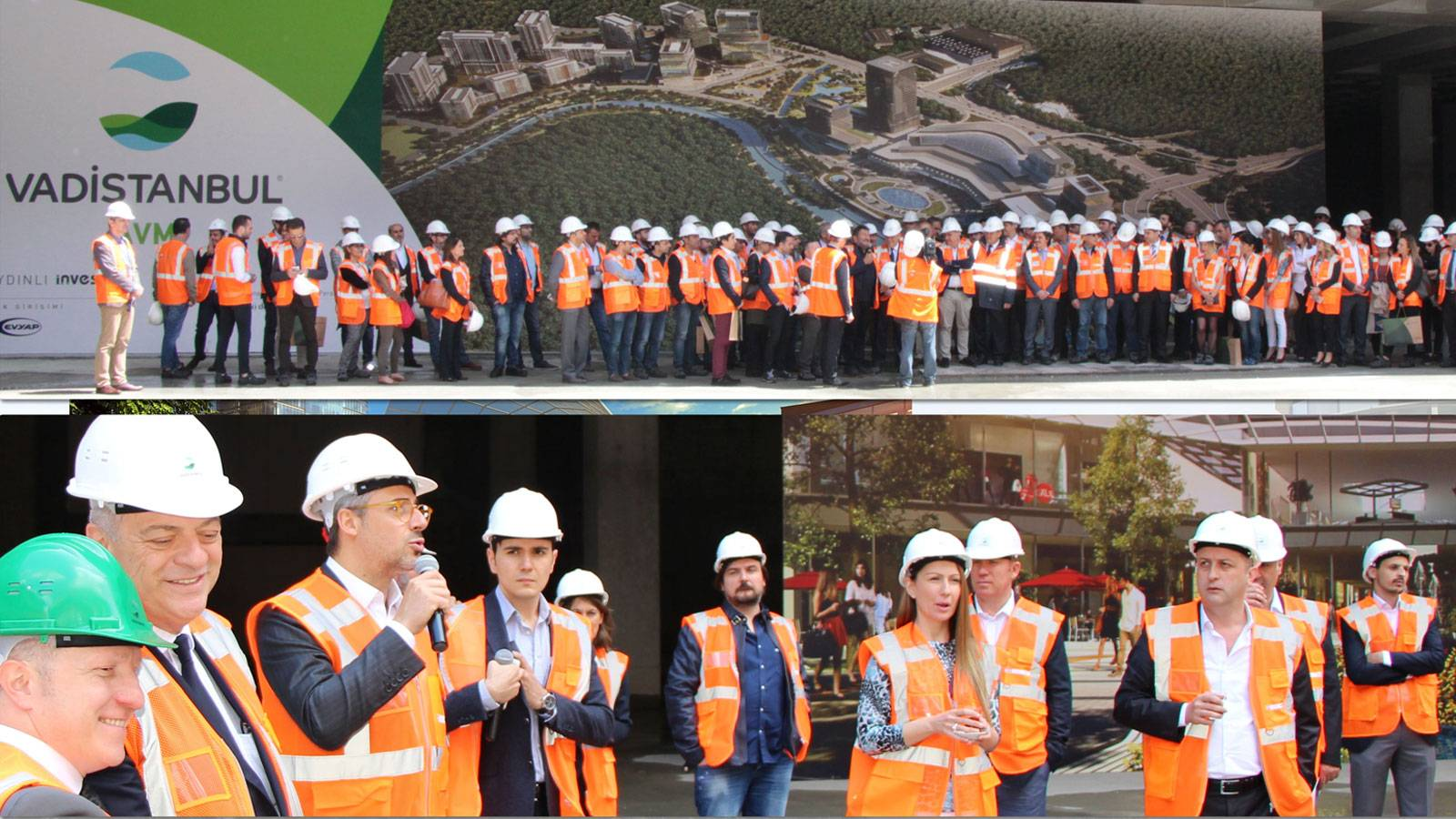 31.05.2016 Launch of Vadistanbul Project's 2nd Phase Retail Part has been realized