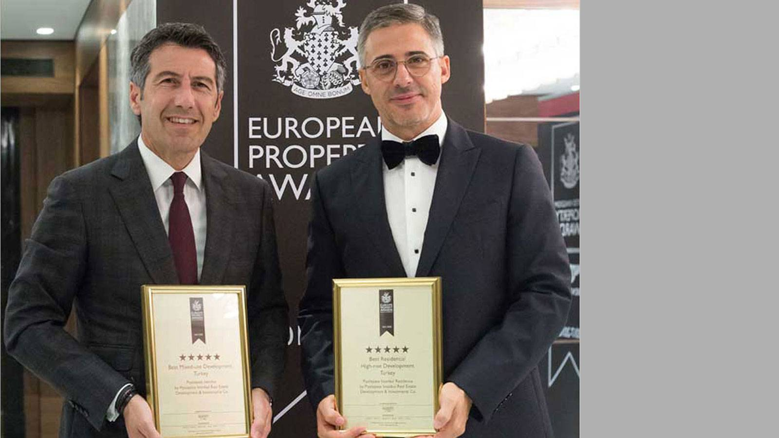27.10.2017 2017-18 Cycle's Results of European Property Awards had been announced in London.