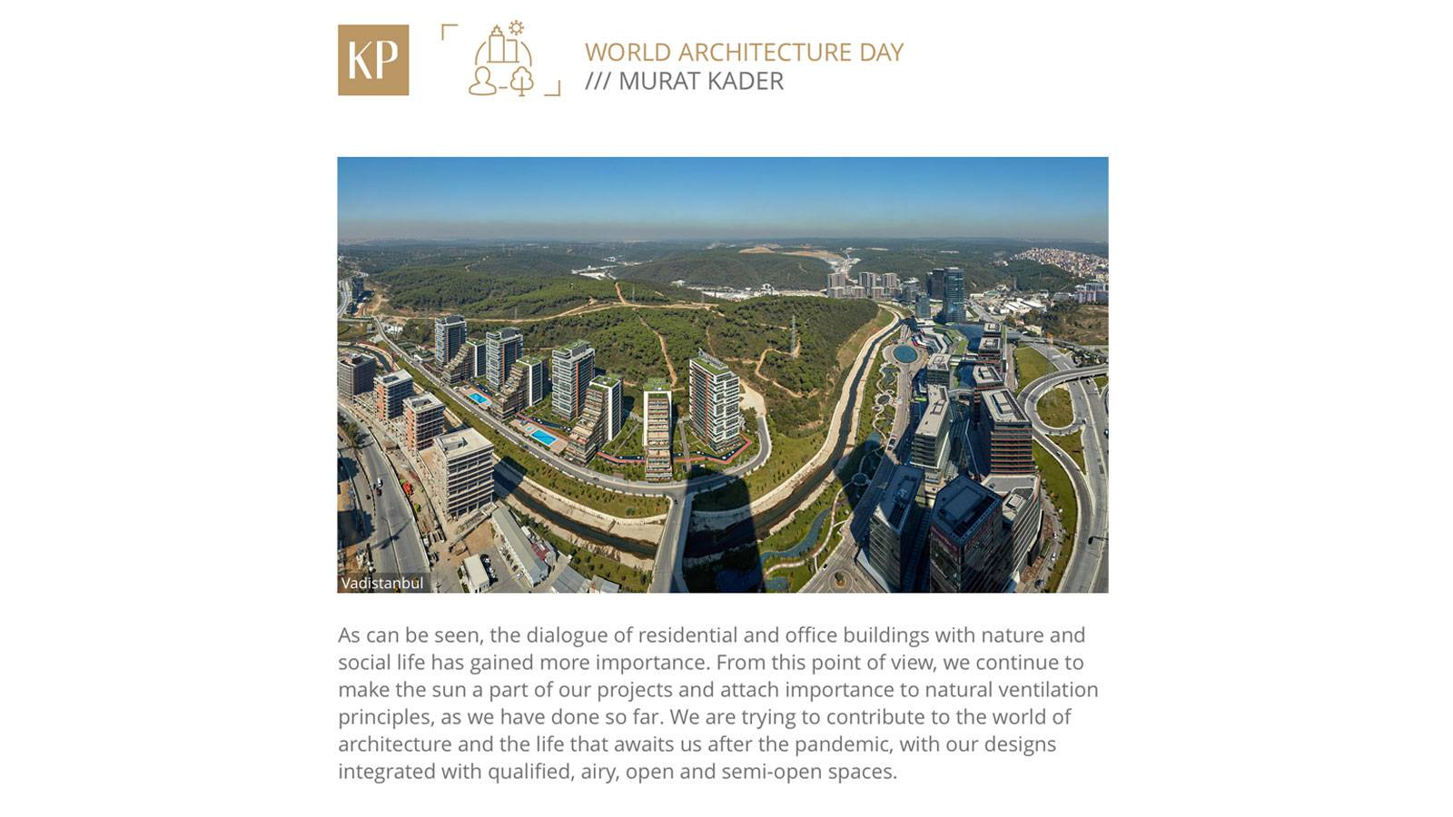 05.10.2020 World Architecture Day