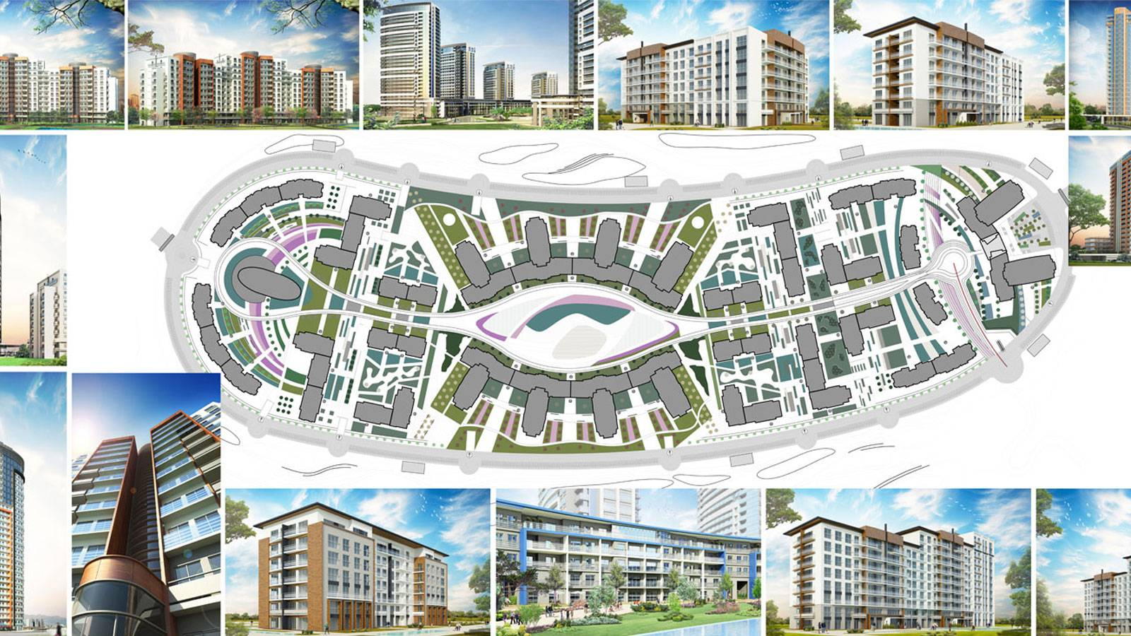 03.07.2013 Tema Park Residential Section has been unveiled.