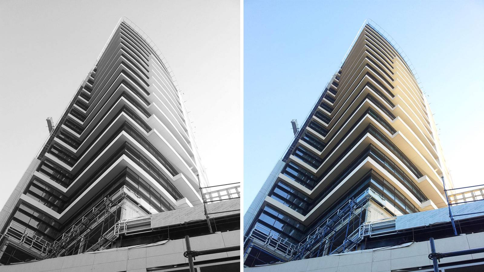 24.05.2013 Adana Sheraton Hotel, designed by iki design group is due to be completed.