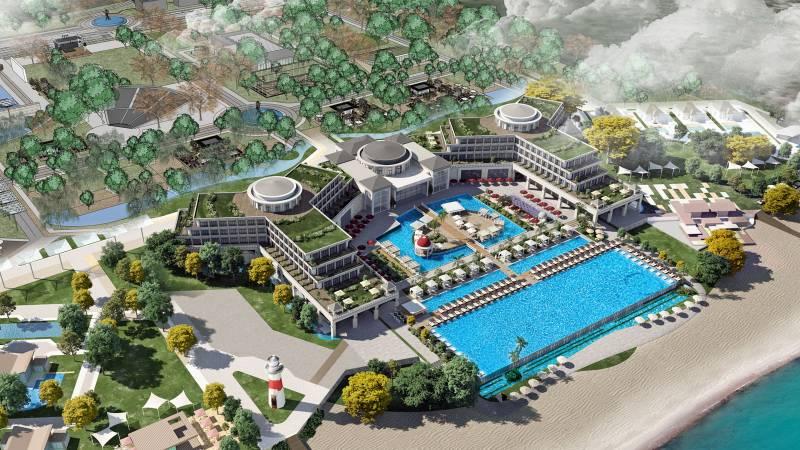 Lake Hotel Project