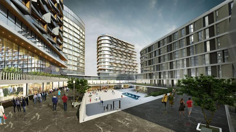 Bakırköy Hub and Mixed Use Development