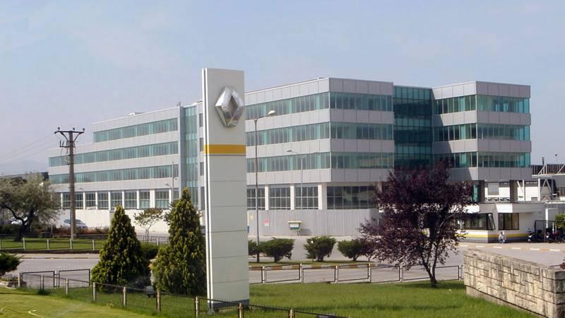 Oyak Renault Office Building