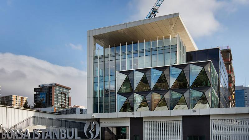 Borsa istanbul - Kuyaş Offices