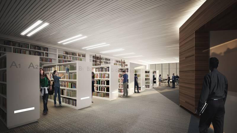 Baku Custom Academy Interior Design