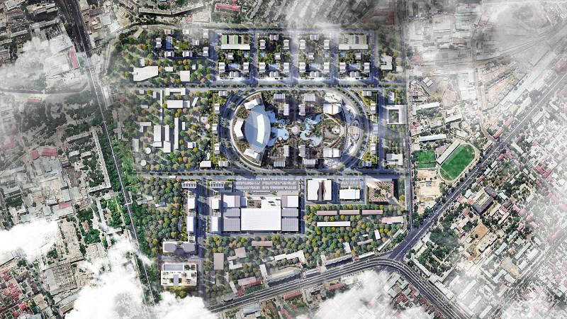 Tashkent Master Plan
