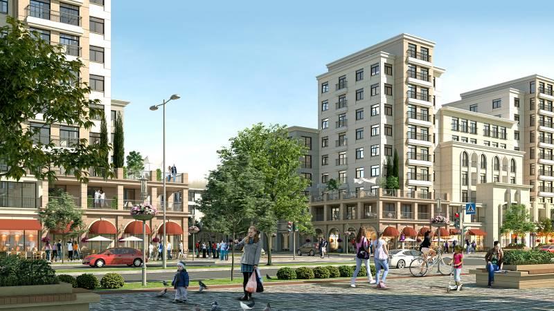 Semerkand Darvoza Master Plan and Architecture Project