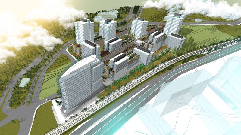 Esenler Mixed Use Project