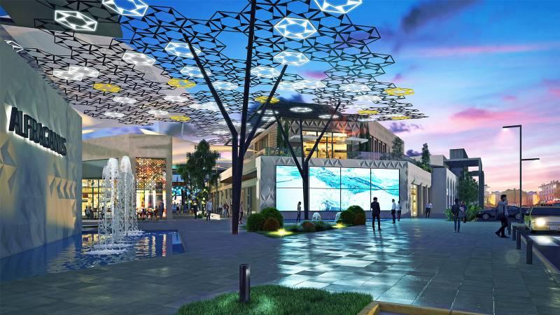 Alfraganus Shopping Mall