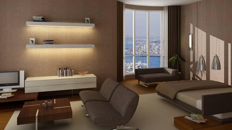 Kempinski Bellevue Residence Interior Design