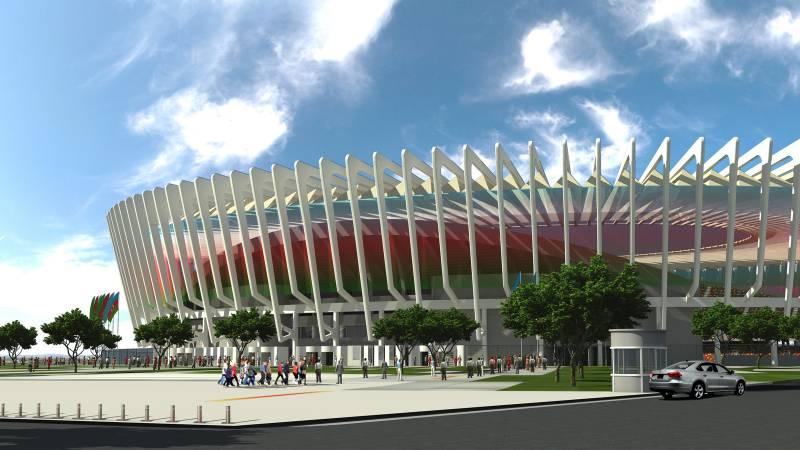 Sumgayit Stadium