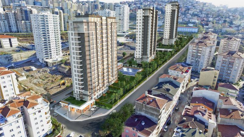 Maltepe Residential Project